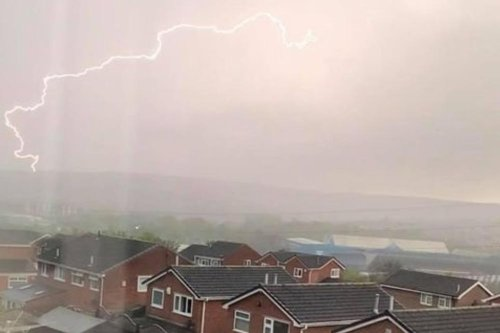 Sheffield hit by storm as boy, 9, dies in lightning strike while playing football in Blackpool