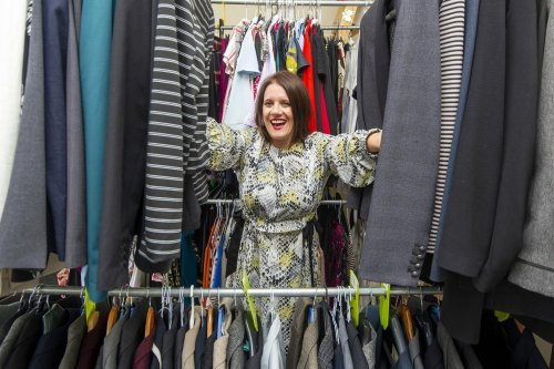 Recruitment group's clothing donation drive for Sheffield-based charity