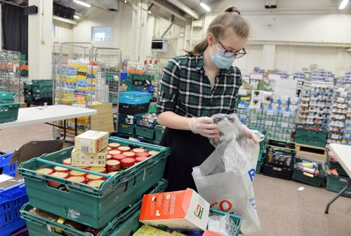Sheffield food bank's stolen van recovered but theft will have a 'dramatic impact' on their work