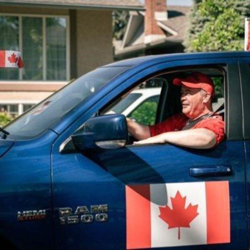 Why does Jason Kenney love this pickup truck so much?