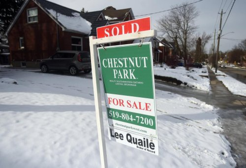 Up to 90 per cent of homes are being bought without an inspection in Kitchener and Waterloo