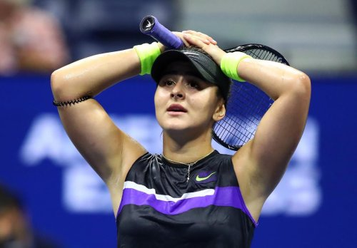 Bianca Andreescu is back in New York at the scene of her prime