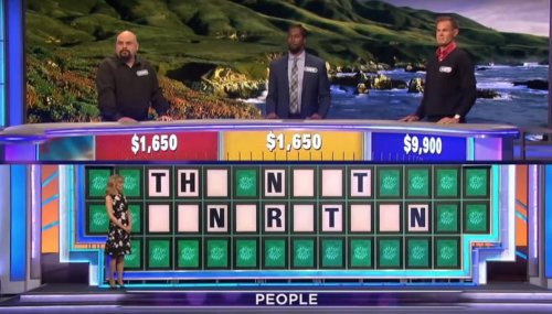 Opinion | 'Wheel of Fortune' gaffes secretly spell out the conspiracy theories among us