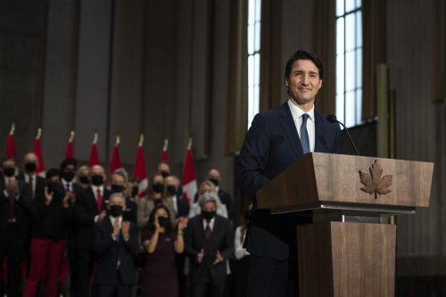 Opinion | This cabinet shuffle was Justin Trudeau's 'Ted Lasso' moment