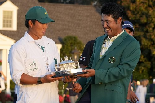 Opinion | Masters champion Hideki Matsuyama was already 'Wayne Gretzky times 50' in Japan. The sky's the limit now