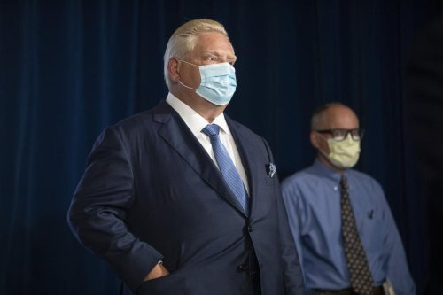 Opinion | This time, Doug Ford's wishful thinking on relaxing COVID restrictions is tempered by an old Ontario virtue — caution
