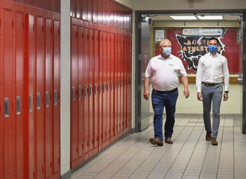 Ontario's back-to-school plan will be revealed early next week, Doug Ford says