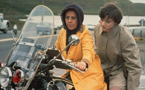 The film 'Harold and Maude' turns 50 this year — but it feels timeless to fans like musician Danny Michel and poet Heidi Greco
