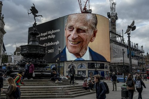 Prince Philip's funeral: what you need to know about Saturday's ceremony