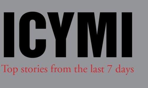 SPECIAL ICYMI: Top 5 (non-coronavirus) stories of the week in Oakville, Burlington and Milton from InsideHalton.com