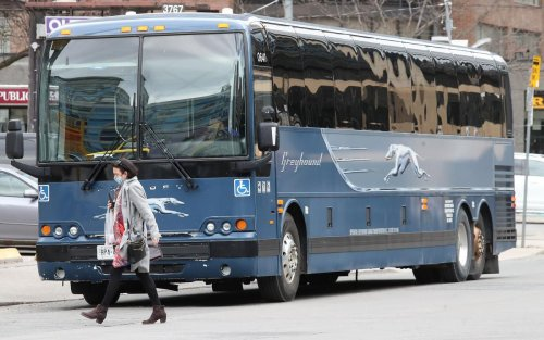 Opinion | As Canadians emerge from lockdown eager to travel, a moment of silence for my cheap and cheerful Greyhound bus