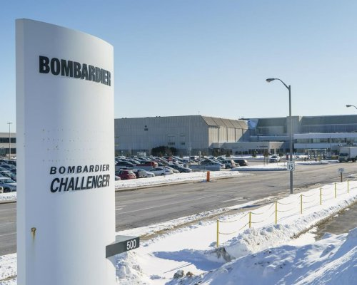 Bombardier reports US$377-million Q3 loss, revenue up from year ago