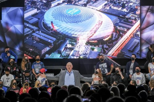 Intuit gets naming rights to NBA LA Clippers' new $1.2 billion arena