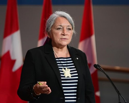Pandemic pares back pomp of Mary Simon's installation ceremony as governor general