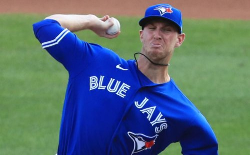 A shoulder injury threw Blue Jays prospect Patrick Murphy a curve, but he has brought his bread-and-butter pitch back to the majors