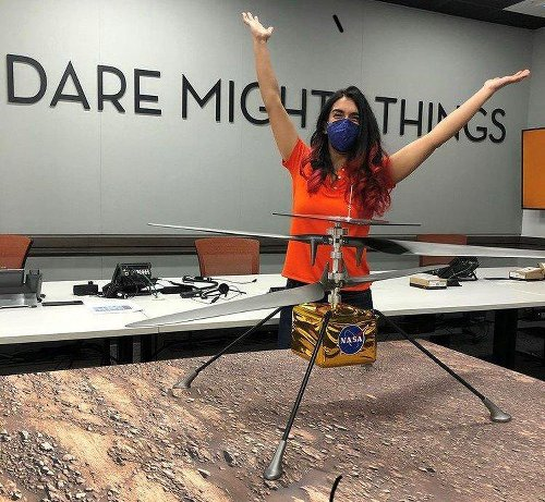 Meet the Canadian-born engineer who helped NASA's helicopter take flight on Mars