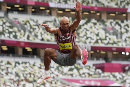Opinion | Canadians Damian Warner and Pierce LePage halfway to the podium after decathlon's opening day