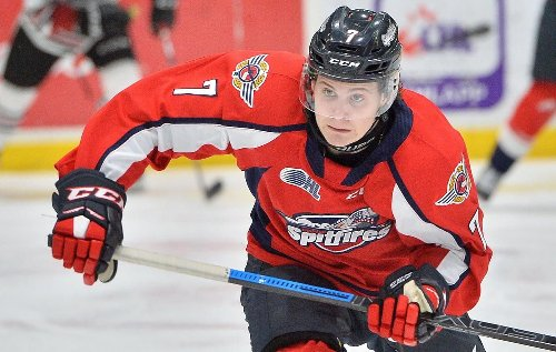 Niagara Falls native signs entry-level deal with Blue Jackets