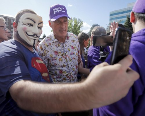 Maxime Bernier's People's Party of Canada looking for electoral breakthrough