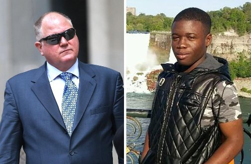 Jeremiah Perry told him he could not swim, camp instructor tells court