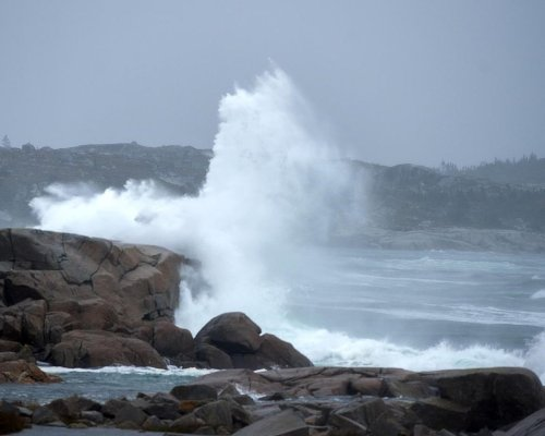 Tropical storm Claudette expected to bring heavy rain to Atlantic Canada