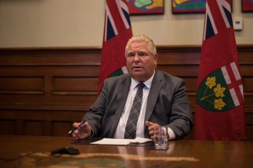 Doug Ford defends change to Ontario's math curriculum introduction that deleted passage on racism