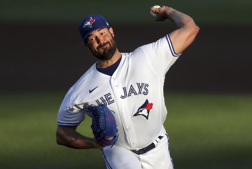 Opinion   Robbie Ray offers a glimmer of hope for the Blue Jays rotation in defeat against the Yankees