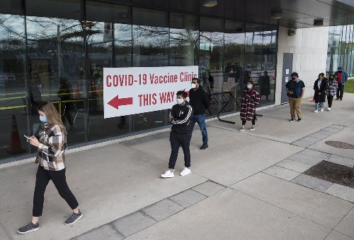 'Huge relief' as Ontario's front-line workers get their moment to get their COVID-19 vaccines