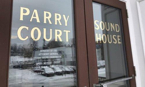 Man pleads guilty after crashing through Burk's Falls business last summer