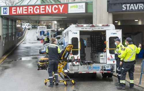 'This is beyond what we've ever anticipated': Hospitals scramble to redeploy medical staff amid worsening third wave