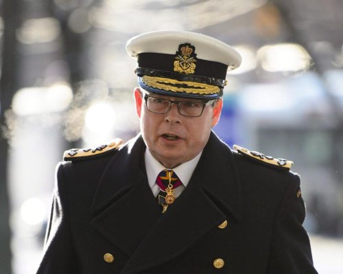 Retired vice-admiral Mark Norman endorses O'Toole as 'leader of substance'