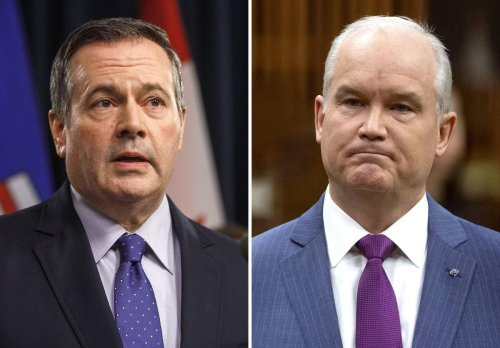Opinion | Erin O'Toole is chasing Jason Kenney and Doug Ford in a race to the bottom