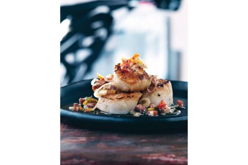 Mark McEwan: The only seared scallops recipe you'll ever need