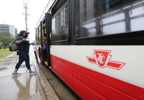 TTC plans service cuts starting in November because of workers who haven't complied with vaccine mandate