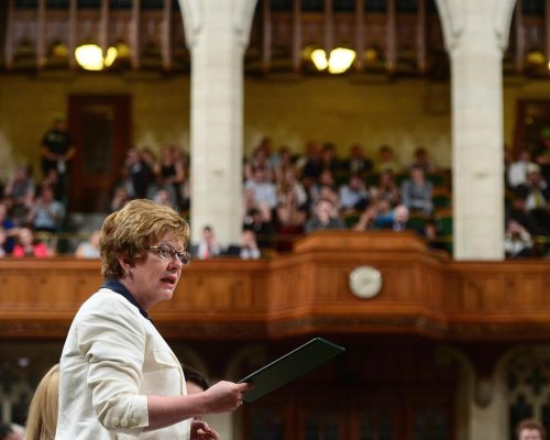 Veteran Conservative MP Diane Finley resigns seat in House of Commons