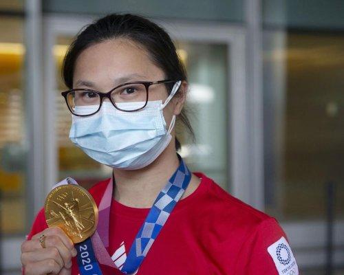 Canadian swimmer Maggie Mac Neil named best female athlete of Tokyo 2020