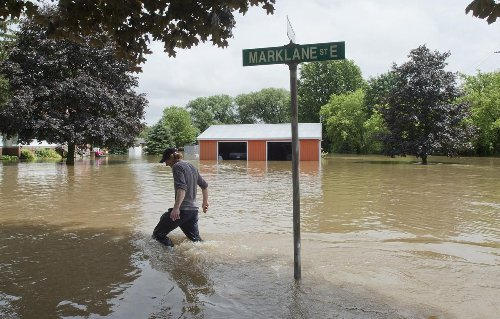 Waterloo researchers use technology to accurately predict flooding