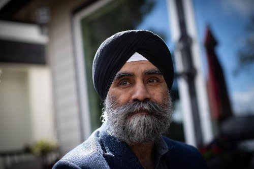 Thirty years ago, he became the first Mountie to wear a turban. Here's why he still worries about hate 'in the shadows'