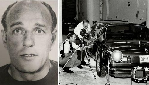 A lot of crooks wanted GTA mob boss Paul Volpe dead. Who was the 'professional' killer who left him in the trunk of his wife's BMW?