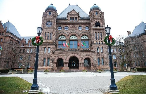 Doug Ford government plans to shut Ontario Legislature, NDP says