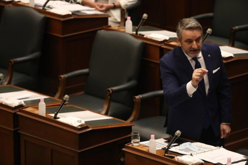 Doug Ford under fire for new minister's pay hike