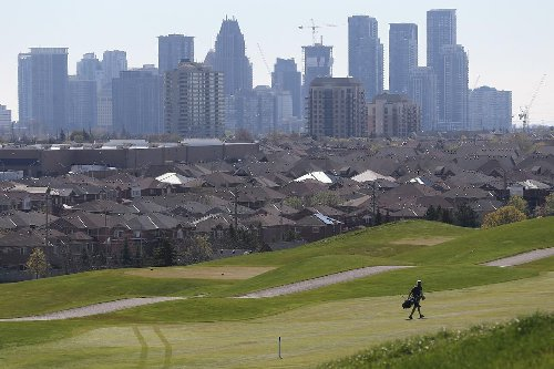 Tory MPPs want to reopen golf courses, but Doug Ford's office is pushing back. 'Not before we open schools,' insider says