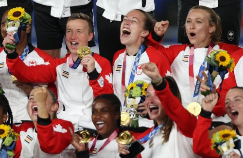 How soccer coach Bev Priestman put Canada over the top for Olympic gold: 'Nothing was given'