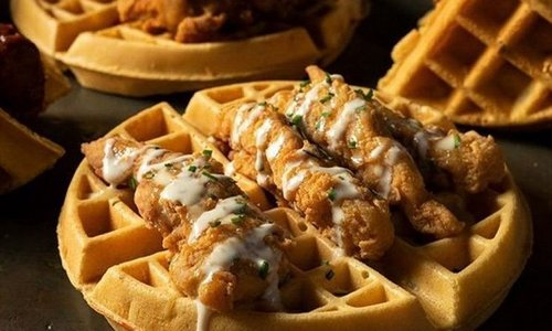 Mississauga is home to a new chicken and waffle restaurant