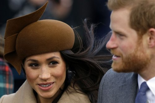 Meghan Markle throws her hat in the royal ring: Stargazing