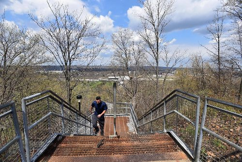 Climbing Hamilton's escarpment stairs for fun could cost you $880