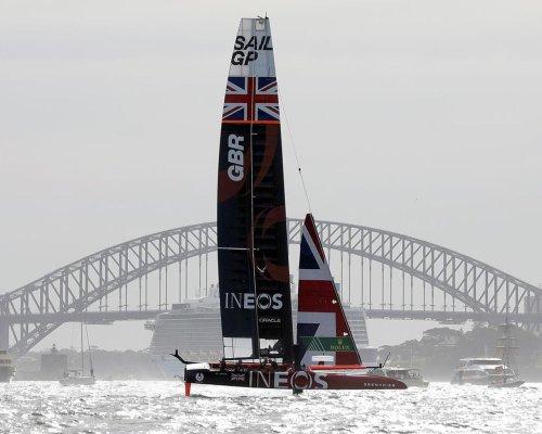 SailGP: flying catamarans back on Sydney Harbour in December