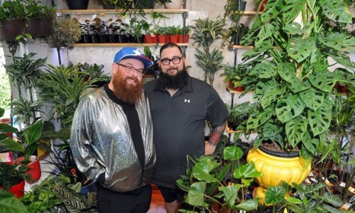 Passion for tropical plants takes root in Waterloo shop