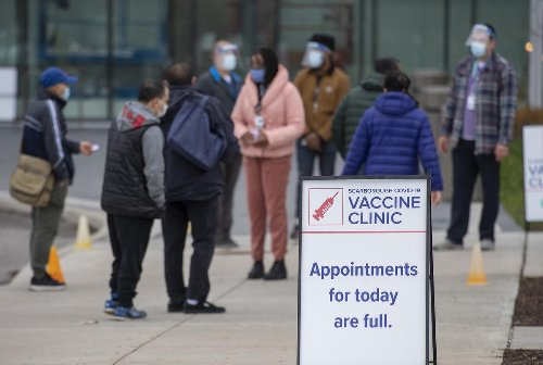 With 40 per cent of Ontario half-vaccinated, all eyes are on second doses