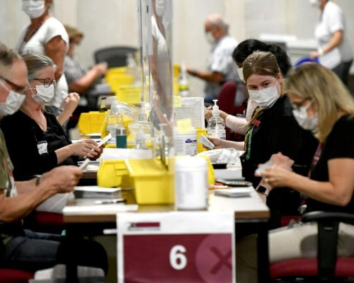 Counting of federal election mail ballots expected to continue until the weekend